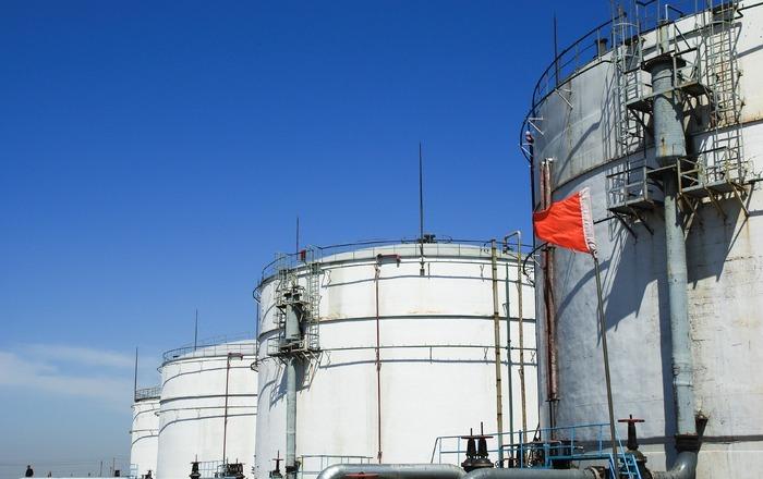 重庆立式化工油罐