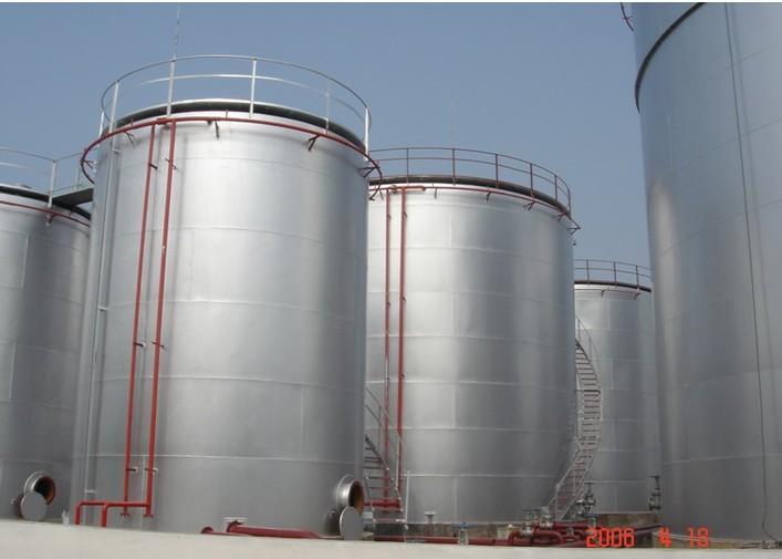 重庆立式铁架油罐