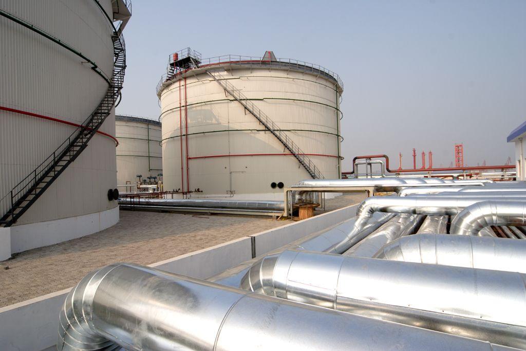 重庆20吨立式储油罐