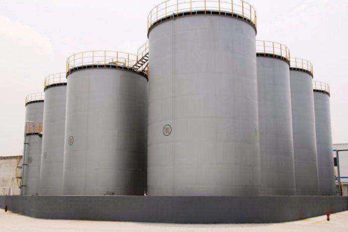 重庆地上卧式储油罐