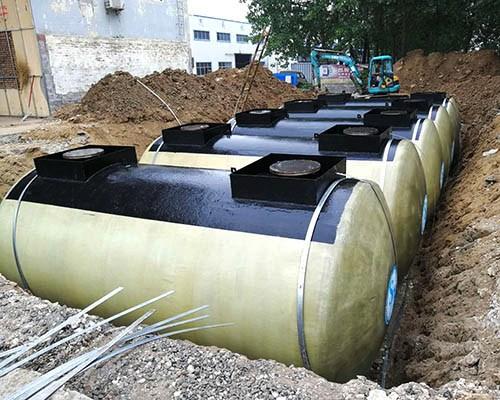 重庆双层地下油罐