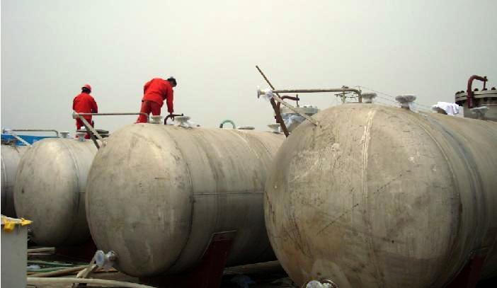 重庆卧式埋地储油罐