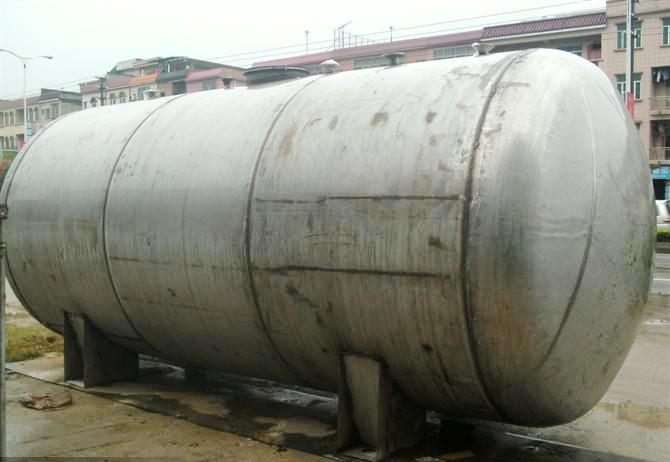 重庆三吨不锈钢搅拌罐