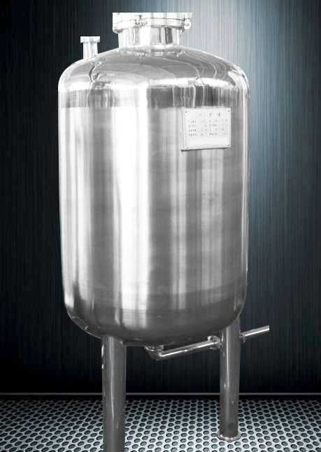 重庆锥形不锈钢缓冲罐