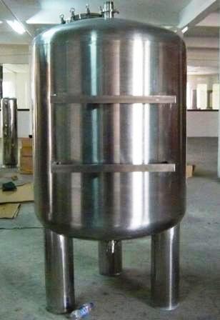 重庆304不锈钢无塔供水压力罐
