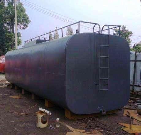 重庆大型车载油罐